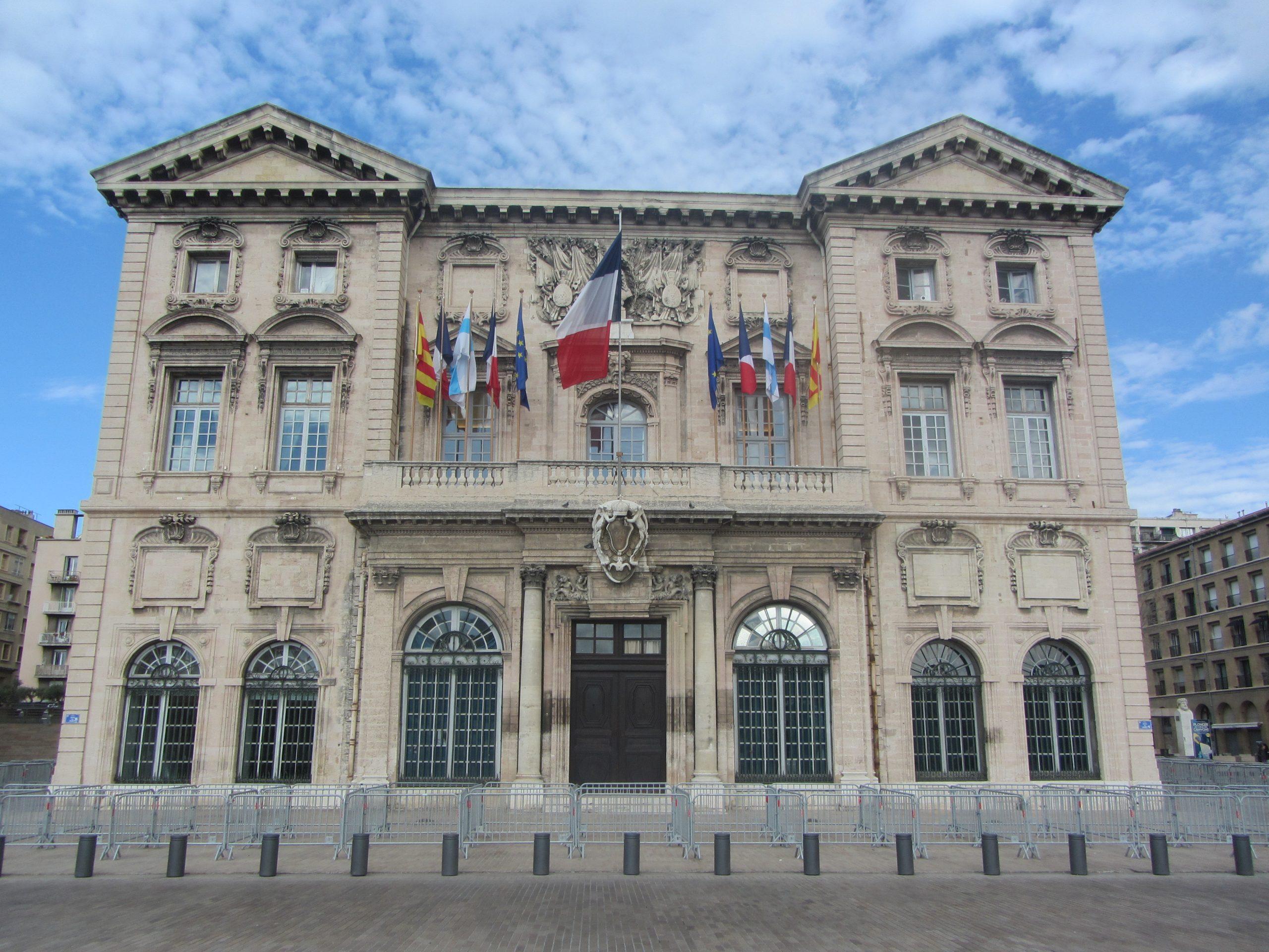 Hotel de Ville de Marseille